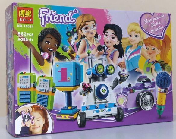"""Конструктор Bela Friends 11034 """"Шкатулка дружбы"""", 562 дет."""