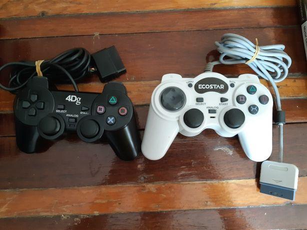 Comandos para a PlayStation 2