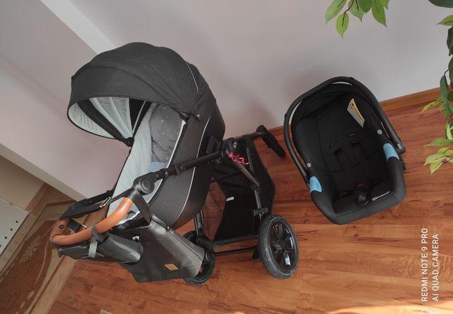Wózek 2 w 1 Kinder Kraft Prime