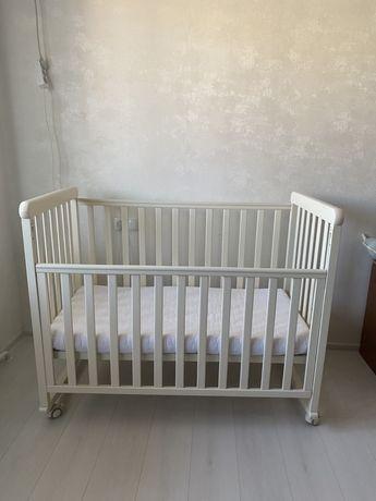 Детская кроватка Верес лд12+подарок матрасик