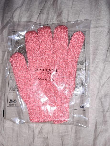 Nowa rękawica peelingująca złuszczająca naskórek oriflame