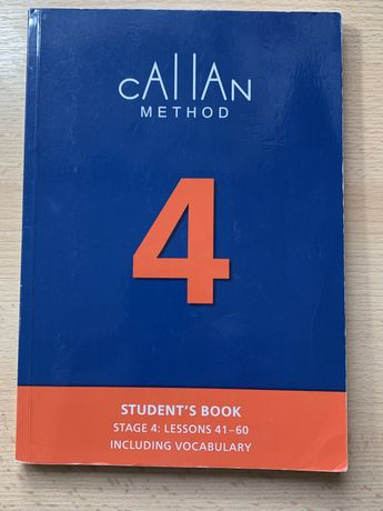 Callan students book. Stage 4: lesson 41-60