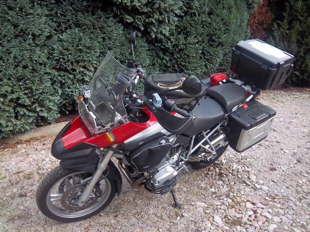 BMW GS 1200R GS1200, 2004r. bezwypadkowy