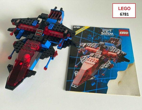 Lego Space Classic: 6781; 6892; 6876; 6887; 6897; 6893; 6932