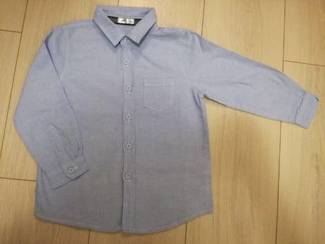 Koszula na długi rękaw 104 cm