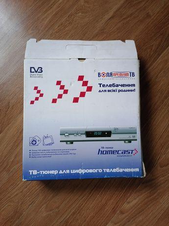 Продам новый спутниковый TВ-тюнер