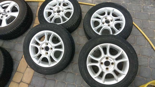 Диски легкосплавные 4x100 R14 Renault Logan Opel Lanos Aveo ЛАДА ВАЗ