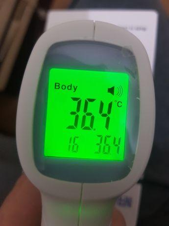 Termometro infravermelhos sem toque