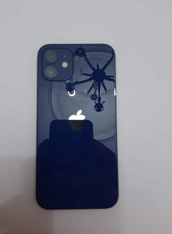 Vendo Iphone 12 azul