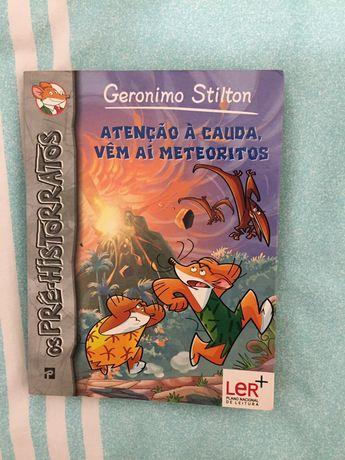 Geronimo Stilton livro