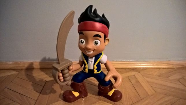 Figurka Jake i piraci z Nibylandi