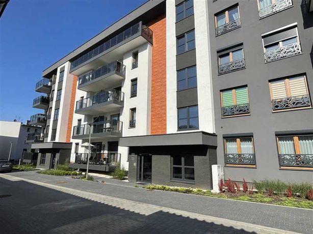 Gliwice, Nowy Świat, apartamenty Carrara. Nowy apartment 45mkw