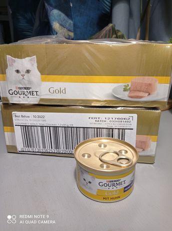 Gourmet gold kurczak, karma dla kota