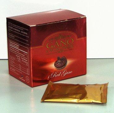 Чай Red gano рейши и ройбос Малайзия