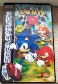 Sonic R (Sega Saturn)