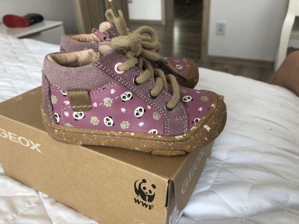 Sprzedam buty geox jak nowe rozmiar 21