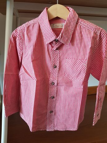 Camisa 2/3 anos 88-95 cm
