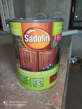 Nowy impregnat Sadolin