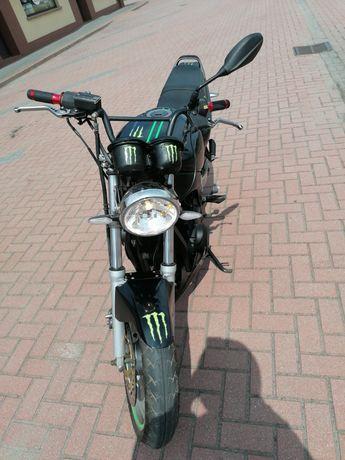 Motocykl Suzuki sprzedaz/zamiana quad lub cross