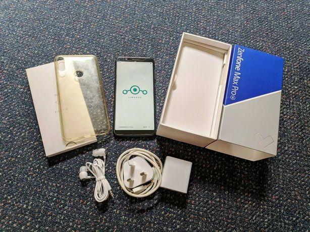 ASUS ZenFone Max Pro com 6GB RAM e 128GB ROM (Algo Usado)