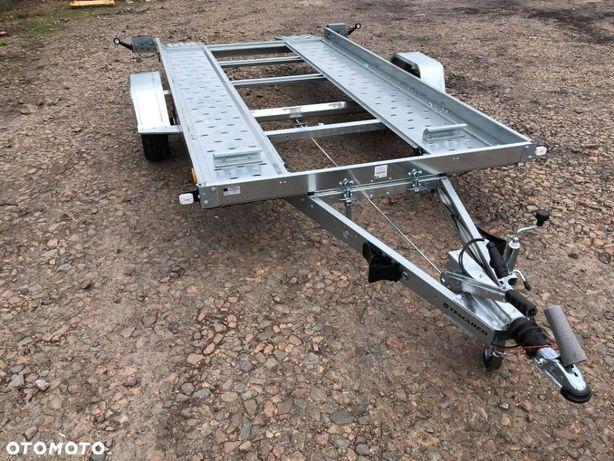 Temared Car Flat 3518  1,3 T  Raty Dowóz  Przyczepa Do Przewozu