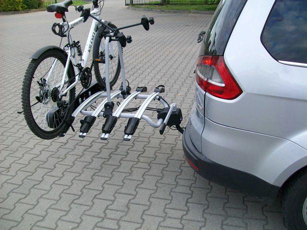 Bagażnik uchwyt platforma na 4 rowery z uchyłem HURT FAKTURY VAT