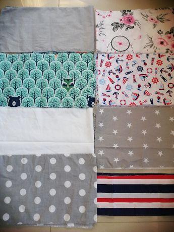 MATERIAŁ TKANINA bawełna 100% NA MASECZKI 20x39 cm materiały tkaniny