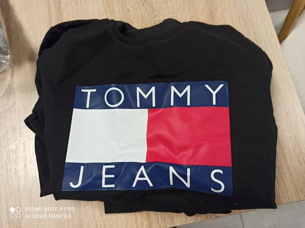 Dres TH Tommy Hilfiger Rozm S komplet NOWY