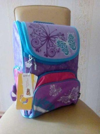 Новый 1500 р.Рюкзак школьный качественный Olli короб