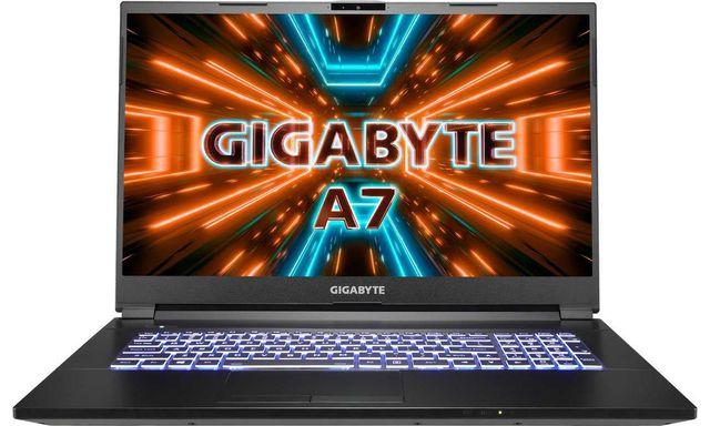 Gigabyte A7 R9-5900HX / 16 ГБ / 512 / Win10 RTX3070 144 Гц
