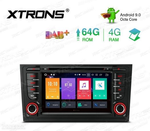 "AUTO RADIO GPS ECRA TACTIL 7"" AUDI"