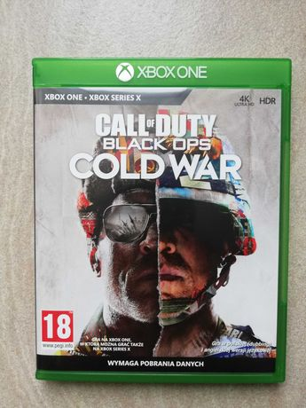 Call of duty cold war xbox series x