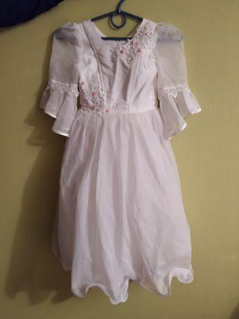 Платье принцессы, новогоднее платье, нарядное платье для девочки