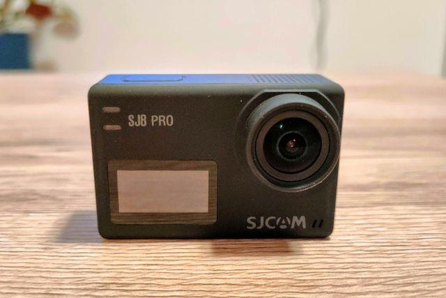 Super zestaw! Kamera sportowa 4K/60 FPS SJCAM SJ8 Pro + SJCAM Gimbal 2