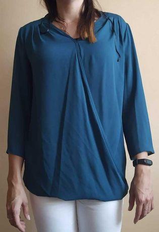 Bluzka turkus - angielska marka