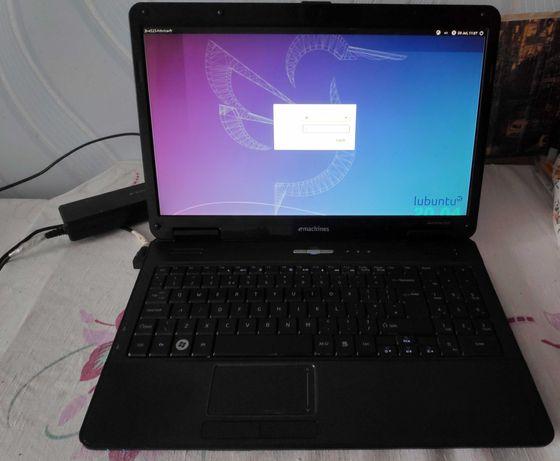 Ноутбук E525 HDD 500Gb DDR2 3Gb DVD-RW Intel Celeron 900 Mob. 2200 MHz