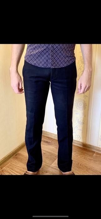 Теплые мужские брюки штаны пиджак свитер Днепр - изображение 1