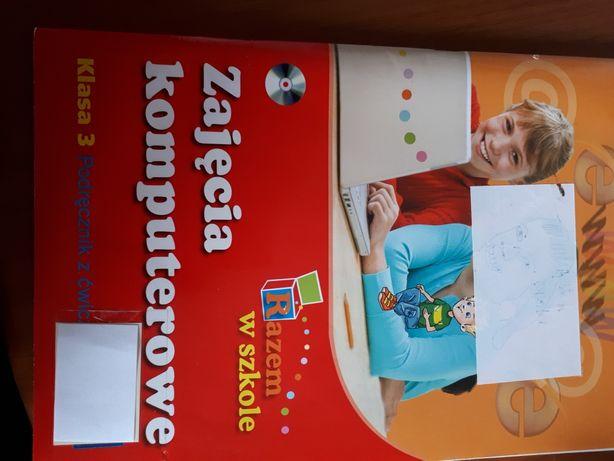 Oddam podręcznik z ćwiczeniami informatyka klasa 3