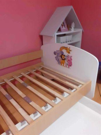 Łóżko dziecięce 103x204
