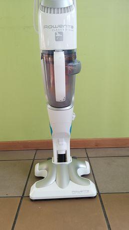 Odkurzacz pionowy Rowenta   2 w 1, Mokro- Sucho, Clean & Steam