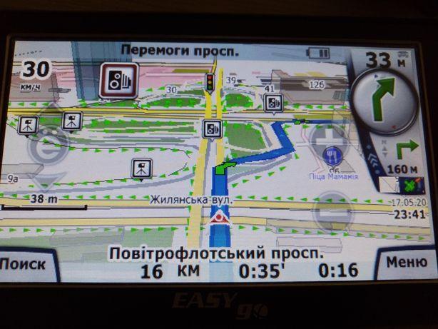GPS-навигатор Easy Go 550В