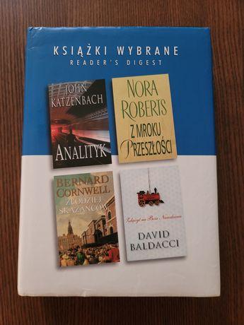 Książki Wybrane Analityk, Z mroku przeszłości, Złodziej skazańców, ...