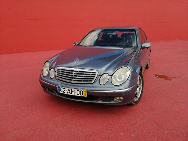 Mercedes Benz E220 (W211)