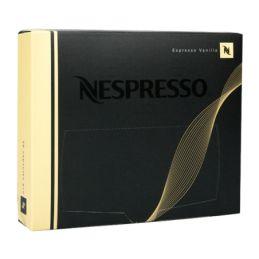 Kawa kapsułki płaskie NESPRESSO ESPRESSO VANILLA, 50 szt.