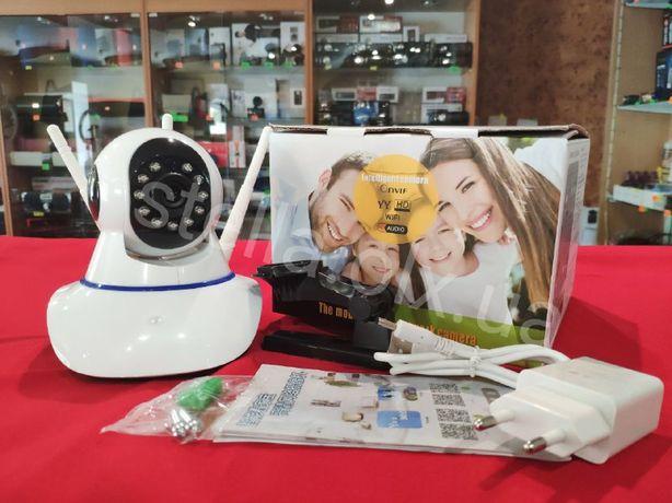 Беспроводная Wi-Fi камера Видеонаблюдения Yoosee 360°