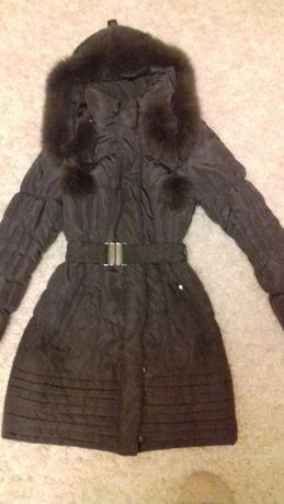 Пальто куртка зимнее осеннее весеннее синтепоновое подростковое