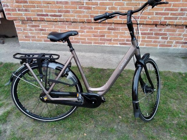 Holenderski rower gazelle Grenoble c8 rozmiar d53