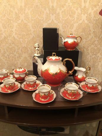 Чайный Сервиз Бутон