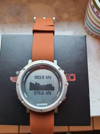 Zegarek wyprawowy..altimetr..barometr..jak Suunto
