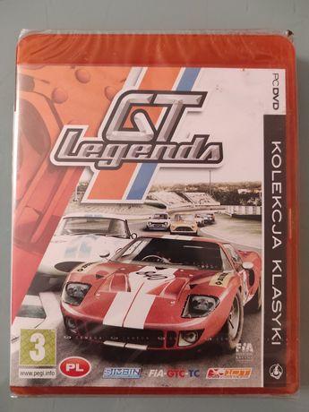 Nowa gra GT Legends, PC
